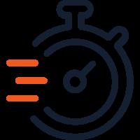 gyorsaság ikon